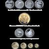 Les pièces de monnaie