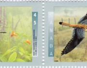 Les timbres postaux
