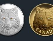 Des pièces de monnaie d'un kilogramme