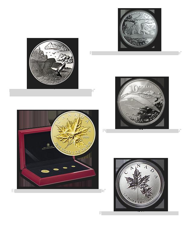 Monnaie 2005-2013